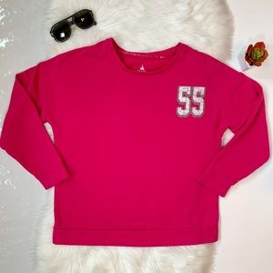 Disneyland Resort Pink Crew Neck Sweater